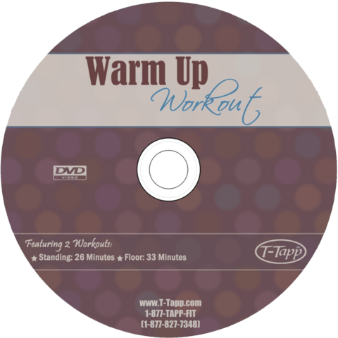 Warm Up #1 Standing Workout (26 Min) Download