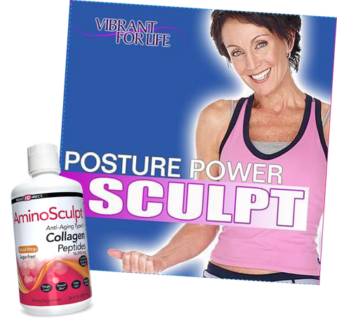 Amino Sculpt Bundle