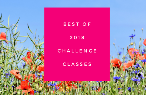 Best of 2018 60 Day Challenge Recorded Class Package!