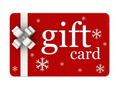 T-Tapp Gift Card $15.00