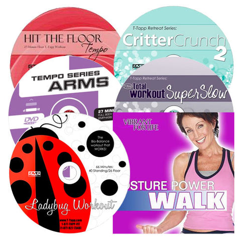 Intermediate Variety Workout Bundle Sale