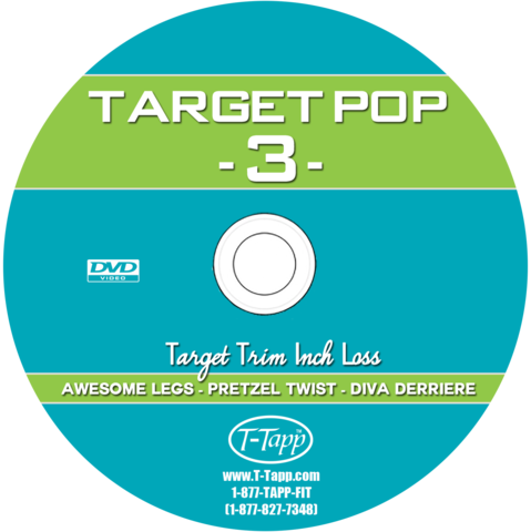 Target Pop 3 Instructional and Full Workout (36 Min) - Download