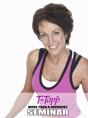 Intro to T-Tapp - More Than A Workout Seminar DVD
