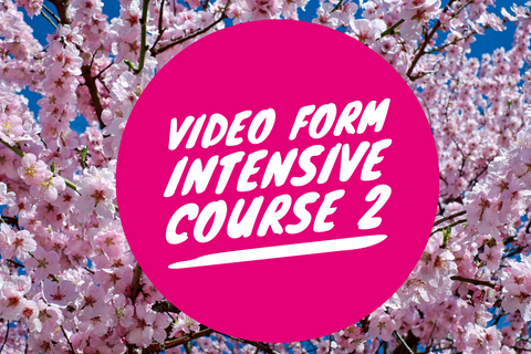 Online Form Intensive - Course 2 - Renee McLaughlin