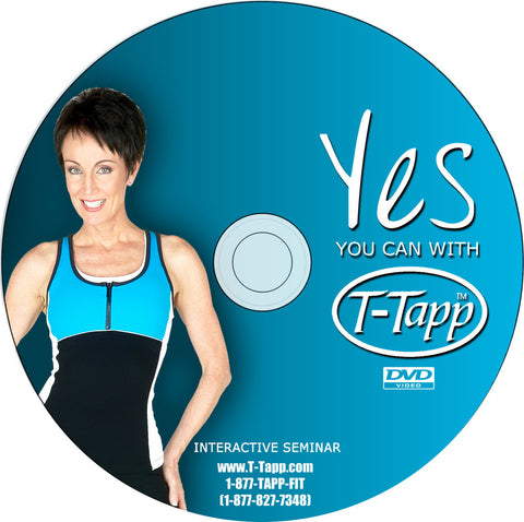 Yes You Can With T-Tapp Seminar