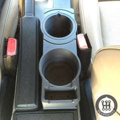 BMW E30 center console cup holder