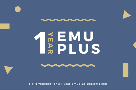 Emu Plus Gift Voucher