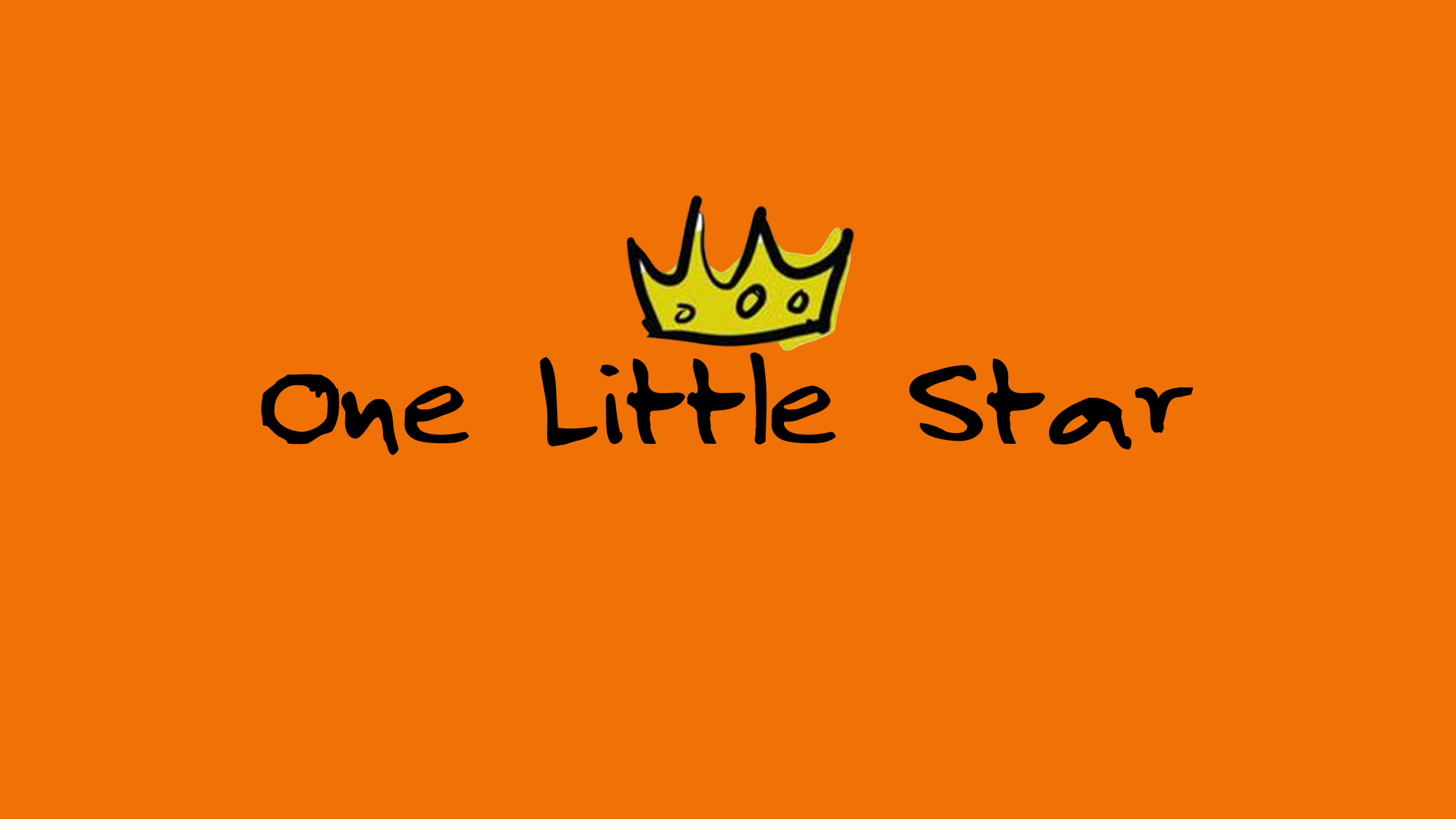 One Little Star