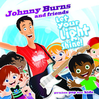 Let Your Light Shine CD