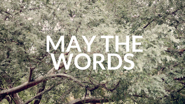 May the Words