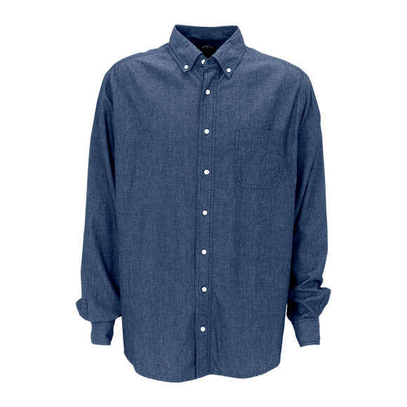 C1822M Mens Hudson Denim Shirt