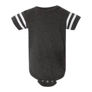 CY1813B Infants Football Fine Jersey Onesie