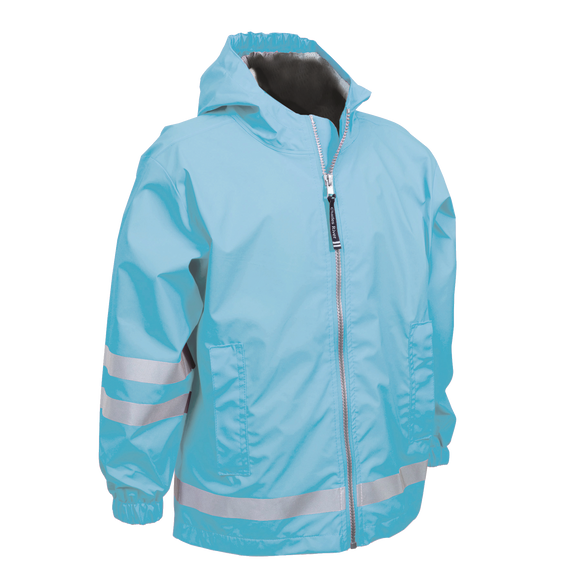 CY1809K  Childrens New Englander Rain Jacket
