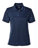 C1695W Ladies Core 365 Motive Performance Tipped Collar Polo