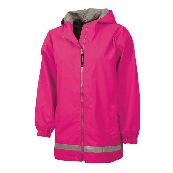 CY1808 Youth New Englander Rain Jacket