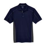 C1418MT Mens Tall Eperfomance Fuse Colorblock Polo