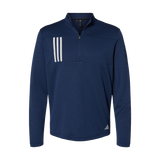 C2100M Mens Double Knit Quarter-Zip Pullover