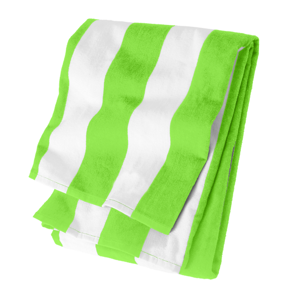 C1640 Cabana Stripe Beach Towel