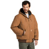 C1931T Men's Tall Flannel-Lined Duck Active Jacket