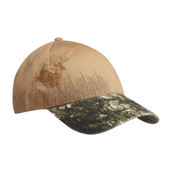 C1427 Embroidered Wildlife Camouflage Cap