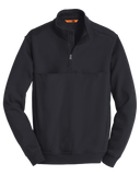 C1709 Mens 1/2 Zip Job Shirt