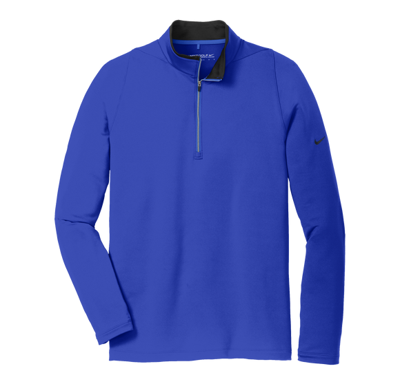C1655M Mens Golf Dri-Fit Stretch 1/2-Zip Cover-Up