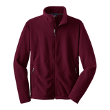 C2047M Mens Value Fleece Jacket