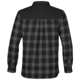 C1864M Mens Thermal Long Sleeve Flannel Shirt