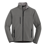 C1404M Mens Glacier Soft Shell Jacket