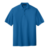 C1308MT Mens Tall Silk Touch Short Sleeve Polo