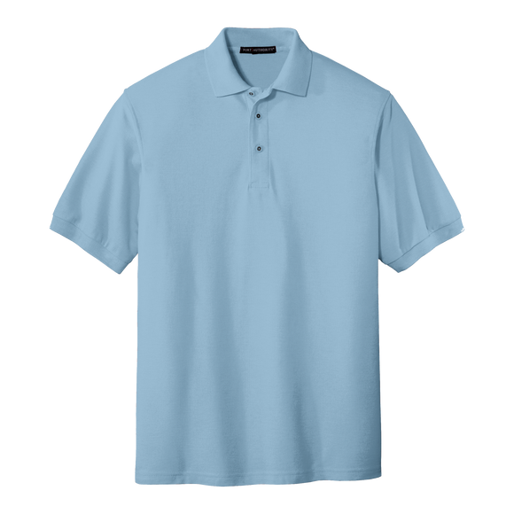 CC1502M Mens Silk Touch Short Sleeve Polo