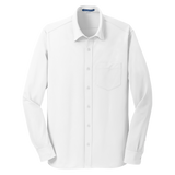 C1513M Mens Dimension Knit Dress Shirt