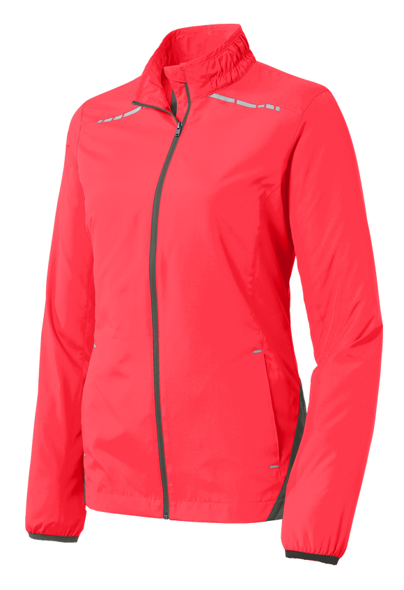 C1746W Ladies Zephyr Reflective Hit Jacket