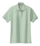 CC1502W Ladies Silk Touch Polo