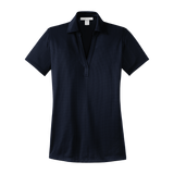 C1307W Ladies Performance Fine Jacquard Polo