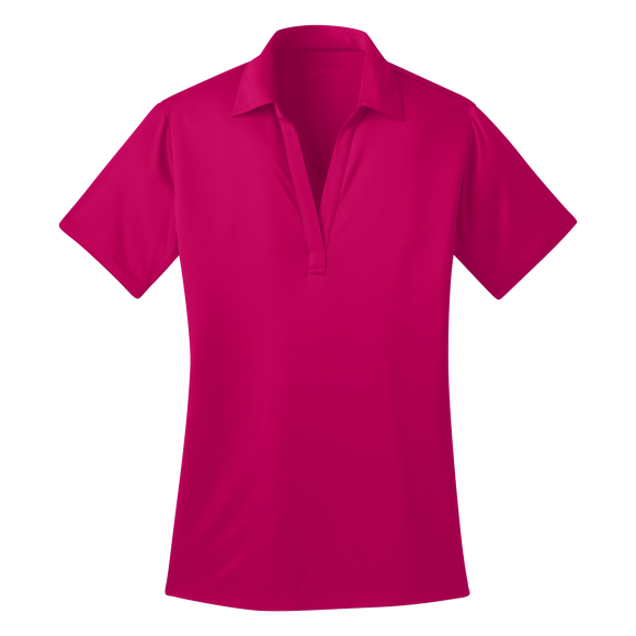C1613W Ladies Silk Touch Performance Polo