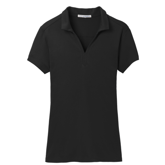 C1610W Ladies Rapid Dry Mesh Polo