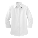 C1301W3/4 Ladies Easy Care 3/4 Sleeve Shirt