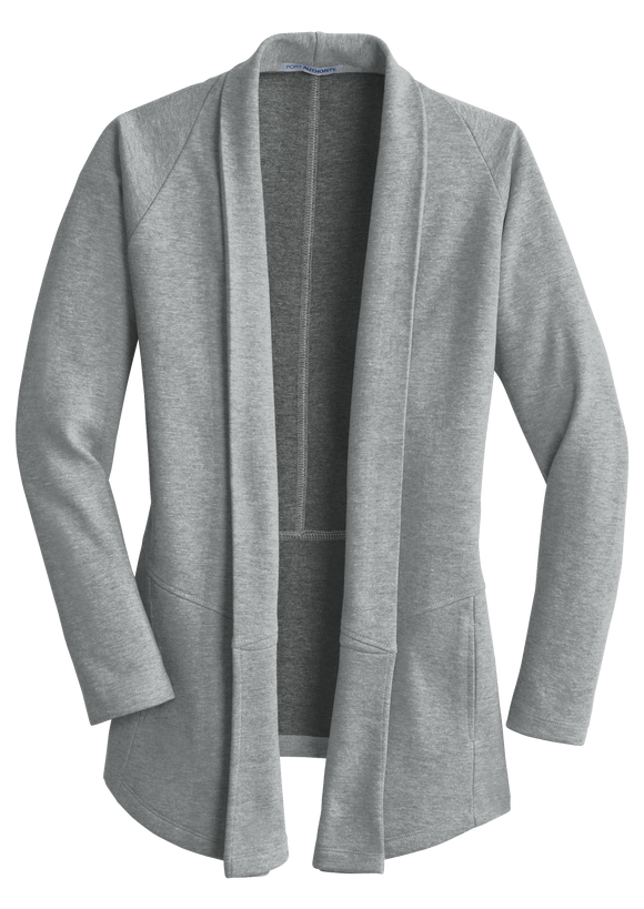 C1732 Ladies Interlock Cardigan
