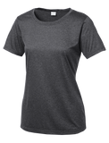 C1670W Ladies Heather Contender Tee