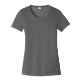 C1811W Ladies Competitor Cotton Touch Posicharge Tee