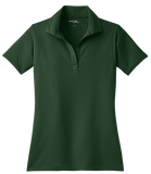 C1766W Ladies Micropique Polo