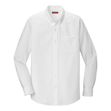 C1915T Mens Tall Fit Pinpoint Oxford Non-Iron Shirt
