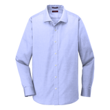 C1915S Mens Slim Fit Pinpoint Oxford Non-Iron Shirt