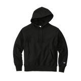 C2063 Mens Reverse Weave Hooded Sweatshirt