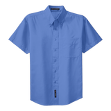 C1301MST Mens Tall Easy Care Short Sleeve Shirt