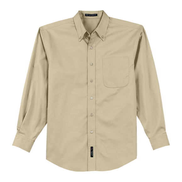 C1301MLS Mens Easy Care Long Sleeve Shirt