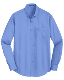 C1738M Mens SuperPro Long Sleeve Twill Shirt