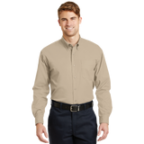 C1320MLS Mens Long Sleeve SuperPro Twill Shirt