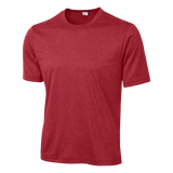C1670MT Mens Tall Heather Contender Tee